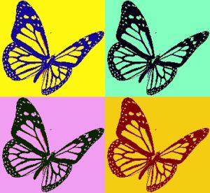 ButterflyPopArt1