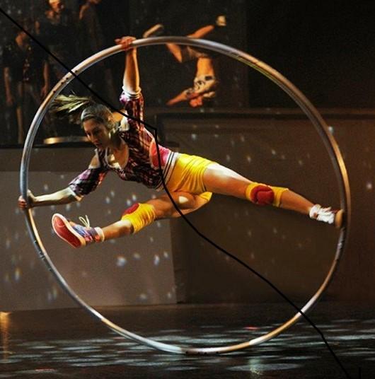 Part-circus, part-riot, 100% fun