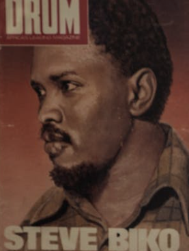 Steve Biko on Drum magazine